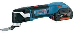 ΠΟΛΥΕΡΓΑΛΕΙΟ ΜΠΑΤΑΡΙΑΣ BOSCH PRO GOP 18 V-EC L-BOXX 06018B0000 εργαλεία  amp  κήπος πολυεργαλεια εργαλεια bosch