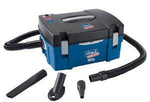ΗΛΕΚΤΡΙΚH ΣΚΟYΠΑ-ΒΑΛΙΤΣΑΚΙ SCHEPPACH HD2P 3 ΣΕ 1 1250W (023616) εργαλεία  amp  κήπος σκουπεσ σκουπεσ