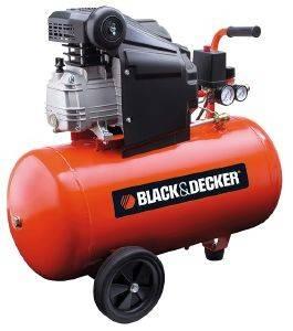 ΑΕΡΟΣΥΜΠΙΕΣΤΗΣ ΜΟΝΟΜΠΛΟΚ ΜΕ ΛΑΔΙ BLACK - DECKER BD205/50 2HP/50LT (702651) εργαλεία  amp  κήπος κομπρεσερ αεροσ με καζανι
