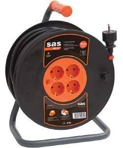 ΜΠΑΛΑΝΤΕΖΑ SAS ΚΑΡΟΥΛΙ 100-12-005 3Χ1.5 50M εργαλεία  amp  κήπος μπαλαντεζεσ μπαλαντεζεσ