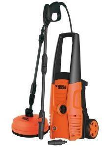 ΠΛΥΣΤΙΚO BLACK - DECKER PW1500S PLUS 1500W 120 BAR (134873) εργαλεία  amp  κήπος πλυστικα μηχανηματα πολυμηχανημαta υψηλησ πιεσησ