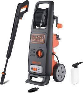 ΠΛΥΣΤΙΚO BLACK - DECKER BXPW1700E 1700 WATT 130 BAR εργαλεία  amp  κήπος πλυστικα μηχανηματα πολυμηχανημαta υψηλησ πιεσησ