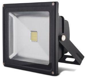 FOREVER ECO HOME LINE IP65 LED FIXTURE OUTDOOR FLOODLIGHT 30W WARM WHITE 3000K