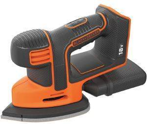 ΤΡΙΒΕΙΟ MOUSE BLACK N DECKER 18V LI-ION SOLO BDCDS18N