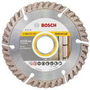 ΔΙΑΜΑΝΤΟΔΙΣΚΟΣ BOSCH PRO STANDARD UNIVERSAL SPEED 115MM 2608615057