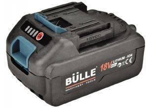 ΜΠΑΤΑΡΙΑ BULLE 18V 4.0AH LI-ION 64285 εργαλεία   κήπος διατρηση βιδωμα περιστοφικα πιστολετα