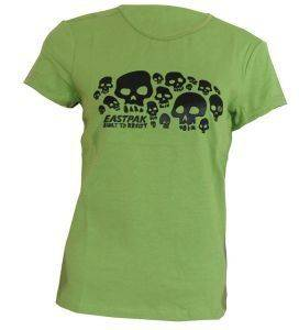 ΜΠΛΟΥΖΑ SKULZ GRAPHIC HULK GREEN (XL)