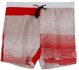 ΒΕΡΜΟΥΔΑ CLUB NEUF WATERFU MPEZ/ΚΟΚΚΙΝΟ ένδυση  amp  υπόδηση αγορι beachwear μαγιο