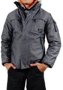 ΜΠΟΥΦΑΝ EASTPAK CODEK CITY ΜΠΛΕ (L) ένδυση ανδρασ μπουφαν σακακια μπουφαν
