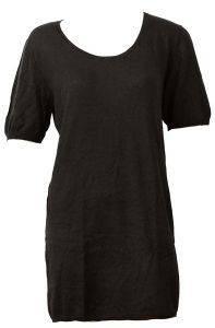 AMERICAN VINTAGE ΜΠΛΟΥΖΑ ΠΛΕΚΤΗ ΚΑΦΕ (L) ένδυση  amp  υπόδηση προσφορεσ γυναικα μπλουζεσ πουλοβερ