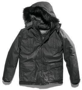 ΜΠΟΥΦΑΝ EASTPAK KOBE BLACK WAX- ΜΑΥΡΟ (XL) ένδυση ανδρασ μπουφαν σακακια μπουφαν