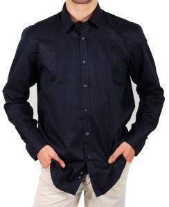 ΠΟΥΚΑΜΙΣΟ ΜΑΚΡΥΜΑΝΙΚΟ JOOP ΜΠΛΕ ΣΚΟΥΡΟ  44 Πουκάμισο JOOP  ριγέ Ένα κλασσικό πουκάμισο σε στενή γραμμή με μακρύ μανίκι Σε μπλέ σκούρο χρώμα λεπτές κάθετες μωβ ρίγες Από 100 βαμβάκι μπορεί να φο