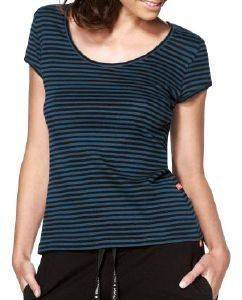TOP TRIUMPH MISS COTTON-STRIPES SHIRT ΡΙΓ  γυναικα homewear tops