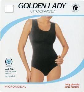 ΚΟΡΜΑΚΙ GOLDEN LADY MICROMODAL ΛΕΥΚΟ (L) ένδυση  amp  υπόδηση γυναικα κορμακια με λαιμοκοψη