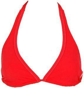 SLOGGI SWIM RED STRIPE CTO (S)  bikini tops