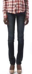 JEANS STAFF ΜΟΝΙΚΑ SKINNY ΜΠΛΕ ΣΚΟΥΡΟ (30) ένδυση γυναικα jeans skinny
