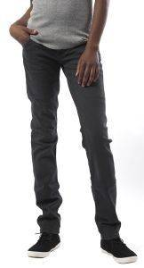 JEANS LYNN LOW SLIM TUBE ΑΝΘΡΑΚΙ
