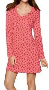 ΝΥΧΤΙΚΟ TRIUMPH MISS PASSION FLOWER NDK 01 ΡΟΖ (M)  γυναικα homewear νυχτικα