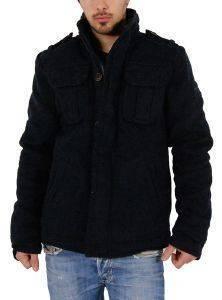 ΜΠΟΥΦΑΝ ABERCROMBIE - FITCH ΜΑΛΛΙΝΟ ΜΠΛΕ (XL) ένδυση ανδρασ μπουφαν σακακια μπουφαν