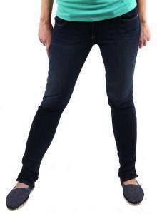 JEANS JEGGINGS ABERCROMBIE & FITCH ΜΠΛΕ ΣΚΟΥΡΟ (27)
