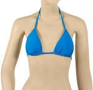 BIKINI TOP CLUB NEUF ΤΡΙΓΩΝΑΚΙ ΛΕΠΤΟ ΤΙΡΚΟΥΑΖ (38B) ένδυση γυναικα μαγιο bikini tops