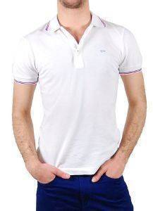 T-SHIRT POLO GAS RALPH ΛΕΥΚΟ