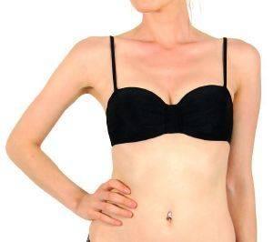 BIKINI TOP CLUB NEUF MIX - MATCH ΜΑΥΡΟ ένδυση  amp  υπόδηση γυναικα μαγιο bikini tops