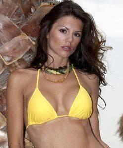 BIKINI TOP CLUB NEUF MIXTRIAN ΚΙΤΡΙΝΟ ένδυση γυναικα μαγιο bikini tops