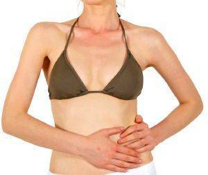 BIKINI TOP F.X. MONTERO CRUISE ΚΑΦΕ ΑΝΟΙΧΤΟ ένδυση  amp  υπόδηση γυναικα μαγιο bikini tops