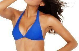 BIKINI TOP CLUB NEUF EPONYMO ΜΠΛΕ (42C) ένδυση γυναικα μαγιο bikini tops