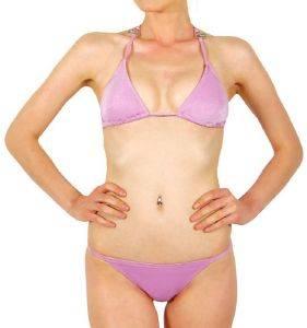BIKINI SET F.X. MONTERO ΡΟΖ (38B) ένδυση  amp  υπόδηση γυναικα μαγιο bikini set