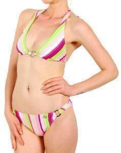 BIKINI SET MORGAN ΡΙΓΕ ΠΟΛΥΧΡΩΜΟ (42) ένδυση  amp  υπόδηση γυναικα μαγιο bikini set