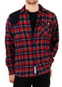 ΠΟΥΚΑΜΙΣΟ DICKIES JOHNSTOWN ΚΑΡΟ ΚΟΚΚΙΝΟ Πουκάμισο DICKIES καρό κόκκινο  Πρόκειται για ένα casual πουκάμισο από 100 βαμβάκι με κανονική εφαρμογή Είναι μακρυμάνικο κλείνει μικρά μαύρα κουμπιά