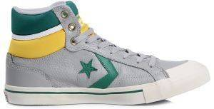 ΜΠΟΤΑΚΙ CONVERSE ALL STAR PRO BLAZE LEATHER HI DRIZZLE/FORE