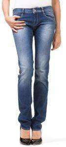 JEANS GAS DARLINE NEW W179 STRAIGHT ΜΠΛΕ