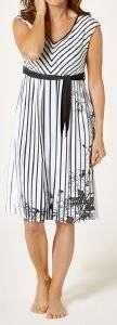 ΝΥΧΤΙΚΟ TRIUMPH LIGHT ELEGANCE NDK 01 ΜΑΥΡΟ  γυναικα homewear νυχτικα