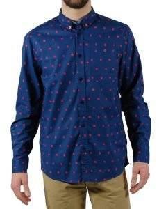 ΠΟΥΚΑΜΙΣΟ WESC WICKE ΜΕ ΣΧΕΔΙΟ ΡΟΜΒΟΥΣ ΜΠΛΕ ΚΟΚΚΙΝΟ ΠΟΥΚΑΜΙΣΟ WESC WICKE ΜΕ ΣΧΕΔΙΟ ΡΟΜΒΟΥΣ Πουκάμισο  με σχέδιο ρόμβους σε μπλε κόκκινο χρώμα Πρόκειται για ένα casual πουκάμισο κανονική εφαρμογή και μακ