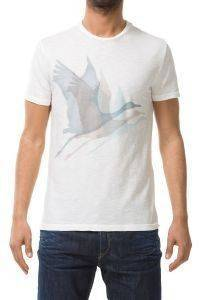 T-SHIRT GAS SCUBA/S BIRDS ΛΕΥΚΟ
