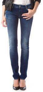 JEANS GAS NEW BRITTY SKINNY WN47 ΣΚΟΥΡΟ ΜΠΛΕ