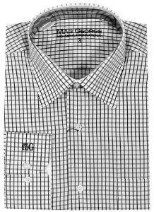 ΑΝΔΡΙΚΟ ΠΟΥΚΑΜΙΣΟ MAG GEORGE ΜΕΓΑΛΟ ΚΑΡΟ ΛΕΥΚΟ ΜΑΥΡΟ  Πουκάμισο MG λευκό μαύρο καρό Πρόκειται για ένα casual πουκάμισο από εξαιρετικής ποιότητας ύφασμα με κανονική εφαρμογή Έχει μεγάλο σχέδιο σε χρώμα κα