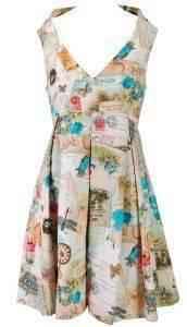 ΦΟΡΕΜΑ MADE BY JK CROWN ΑΜΑΝΙΚΟ ΜΠΕΖ (M) ένδυση γυναικα φορεματα casual