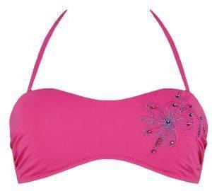 BIKINI TOP SLOGGI SWIM PINK ESSENTIALS CTOP ΡΟΖ  γυναικα μαγιο bikini tops