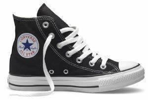 ΜΠΟΤΑΚΙ CONVERSE ALL STAR CHUCK TAYLOR HI M9160C BLACK ένδυση ανδρασ sneakers all star μποτακι
