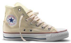 ΜΠΟΤΑΚΙ CONVERSE ALL STAR CHUCK TAYLOR HI M9162C NATURAL WHITE ένδυση ανδρασ sneakers all star μποτακι