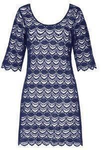 ΦΟΡΕΜΑ ΠΑΡΑΛΙΑΣ TRIUMPH BEACH CASUAL 16 ΜΠΛΕ ΣΚΟΥΡΟ ένδυση γυναικα ρουχα θαλασσησ φορεματα