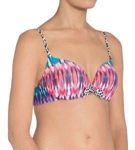BIKINI TOP TRIUMPH MIX - MATCH 16 CTOWPU PT ΠΡΑΣΙΝΟ  bikini tops
