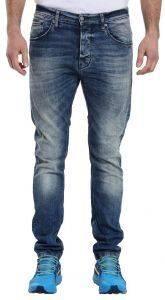 JEANS STAFF SAPPHIRE 5-815.042.B3.035 ΣΚΟΥΡΟ ΜΠΛΕ ένδυση ανδρασ jeans slim jeans
