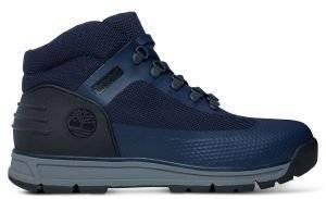 ΜΠΟΤΑΚΙ TIMBERLAND FIELD GUIDE CA19RE ΜΠΛΕ/ΜΑΥΡΟ ένδυση ανδρασ sneakers all star μποτακι