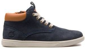 ΜΠΟΤΑΚΙ TIMBERLAND GROVETON LEATHER CHUKKA C6073B ΣΚΟΥΡΟ ΜΠΛΕ
