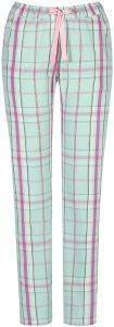 ΠΑΝΤΕΛΟΝΙ TRIUMPH MIX - MATCH AW16 CHECK ΤΙΡΚΟΥΑΖ ΑΝΟΙΧΤΟ  γυναικα homewear παντελονια